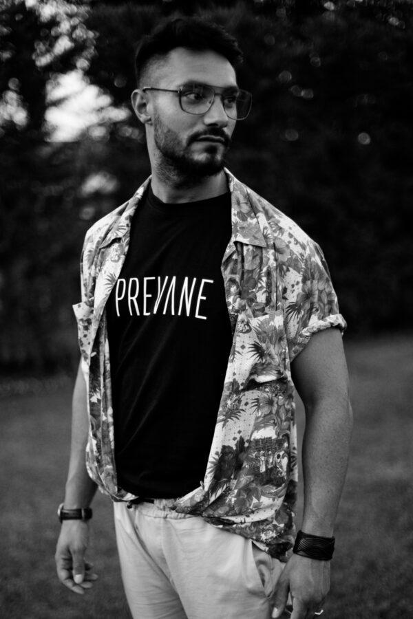 T-shirt alta moda 100% made in Italy
